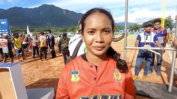 Atlet Ester Tiwa : Tim Persembahkan Medali Emas Untuk Masyarakat Papua