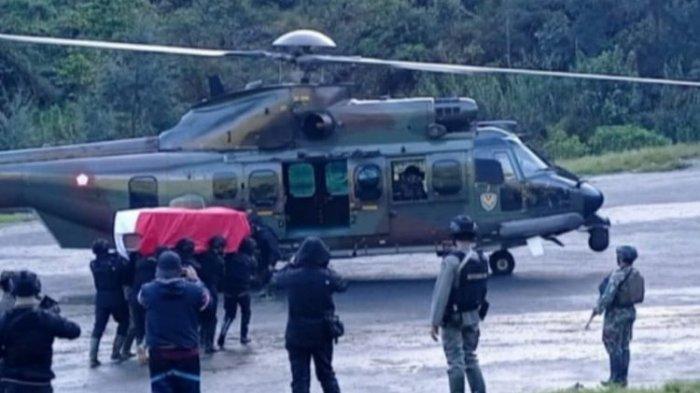 Ini Respons Pemprov Papua terkait Penembakan KKB kepada Kabinda I Gusti Putu Danny