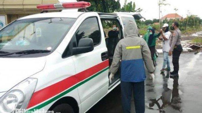 Pasien Covid-19 yang Hamil Kabur Digendong sang Ayah, Kejar-kejaran dengan Petugas di Jalan Raya