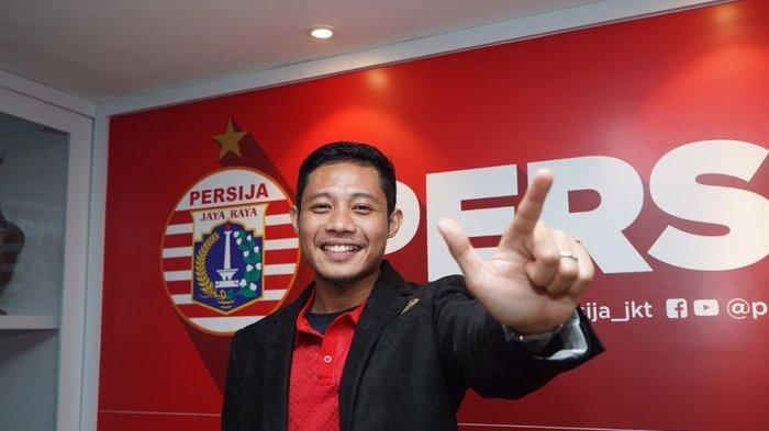 Gabung ke Persija Jakarta, Evan Dimas Tolak Klub Luar Negeri