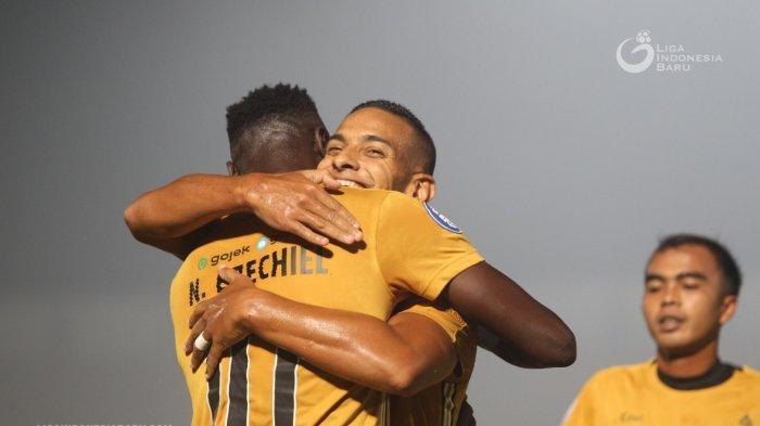 Bhayangkara Fc Lumat Persiraja Banda Aceh 2-1, Ezechiel Jadi Top Skor BRI Liga 1