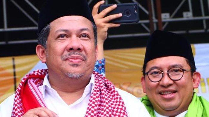 Fahri Hamzah Ingin Simpan Amplop Honor ILC Terakhirnya, Fadli Zon: Mantap Amplop Beserta Isinya