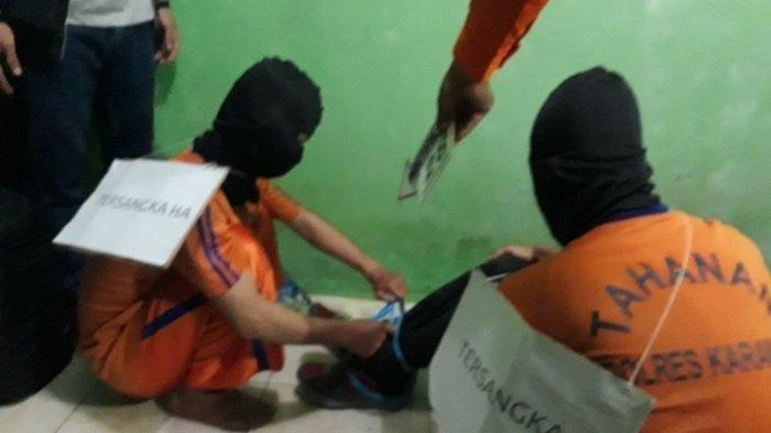Berperan Buang Jasad Mahasiswa yang Dibunuh, 2 Pelaku Ini Diberi Upah Ratusan Ribu