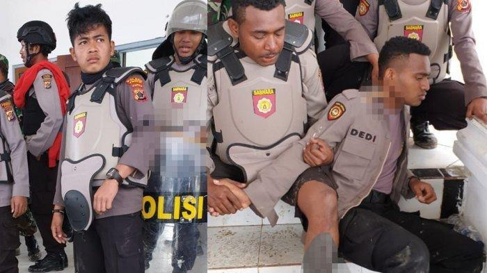 Daftar Korban Kerusuhan di Deiyai Papua, 2 Warga Sipil Tewas, 6 Anggota TNI-Polri Luka 1 Orang Gugur