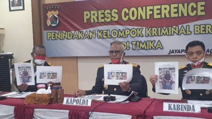Sosok Hengky Wuamang Pimpinan KKB yang Tewas Ditembak Aparat, Sering Berulah di Kawasan Freeport