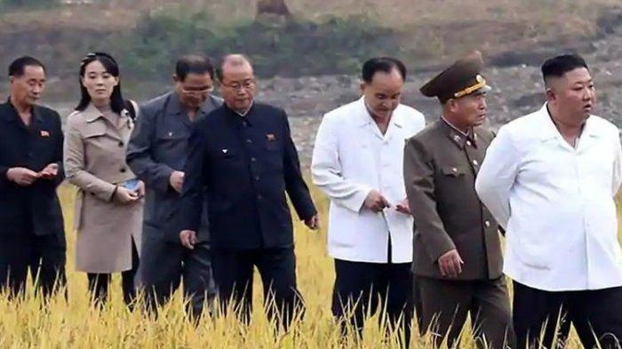 Sebelumnya Dikabarkan Hilang, Adik Kim Jong Un Muncul Lagi di Depan Publik