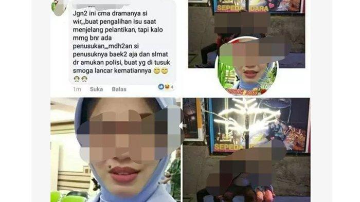 Peltu YNS Anggota TNI AU Surabaya Dicopot dan Ditahan karena Istrinya Hujat Wiranto di Medsos