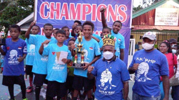 Bupati Mamteng Sebut Warga Argapura Punya Kepedulian Sukseskan PON XX Papua