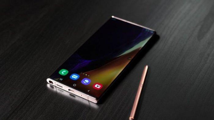 Update Harga Terbaru HP Samsung Bulan Januari 2021: Galaxy Note 20 Rp 14 Jutaan