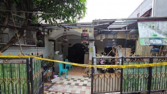 Berawal dari Cekcok Rumah Tangga, Polisi di Depok Tembak Anak dan Istri lalu Bunuh Diri