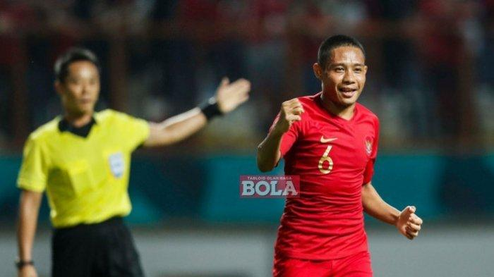 Video Detik-detik Evan Dimas Cedera saat Laga Indonesia Vs Vietnam di Final SEA Games 2019
