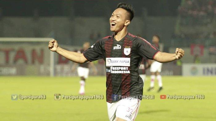 Persipura Jayapura Sumbang 1 Nama dalam Daftar 34 Pemain yang Dipanggil untuk TC Timnas