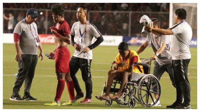 Doa Menpora seusai Final SEA Games 2019: Lekas Pulih, Terinjak dalam Perjuangan Demi Merah Putih