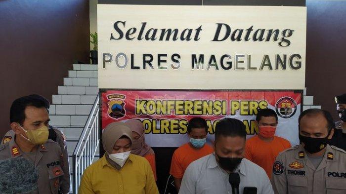 Polisi Tangkap Dukun Aborsi, Pelaku Gugurkan Kandungan dengan Ramuan Merica, Nanas, dan Soda