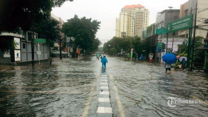 Penjelasan BMKG soal Penyebab Banjir di Jakarta dan Sekitarnya