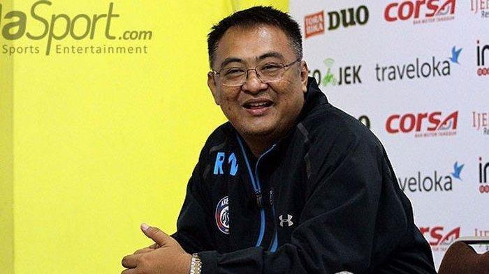 Bantah Minta Uang ke Persipura dan Bali United untuk Gelar Uji Coba, Arema FC: Ini Perlu Diluruskan