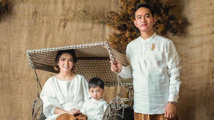 Adik Jan Ethes akan Lahir Hari Ini di Solo, Gibran Rakabuming Siapkan Nama untuk Cucu Jokowi