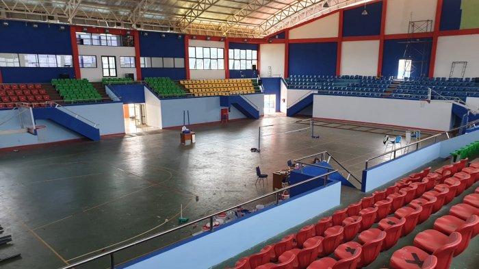 Mengenal GSG Hena Taje, Venue Cabor Karate Dan Taekwondo PON XX Papua
