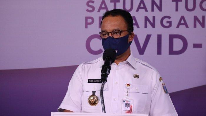 Gubernur DKI Jakarta Anies Baswedan Positif Covid-19, Mengaku Tanpa Gejala hingga Isolasi Mandiri