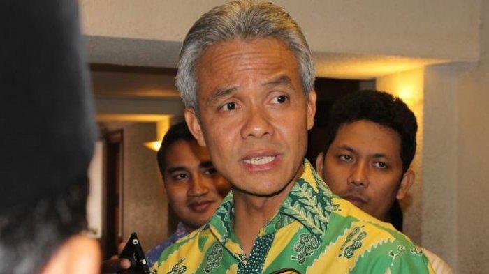 Gubernur Jateng, Ganjar Pranowo.
