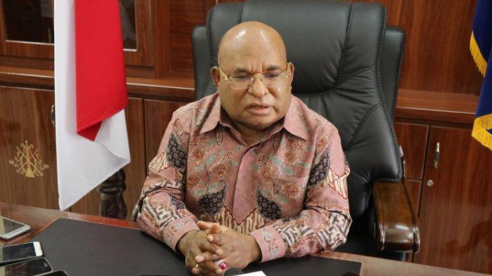 Lukas Enembe Minta Pemerintah Kaji Ulang Label Teroris KKB: Berdampak kepada Warga Papua secara Umum