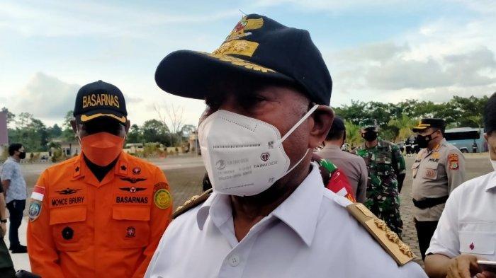 Manokwari dan Sorong akan diberlakukan PPKM Darurat, Ini Penjelasan Gubernur Papua Barat