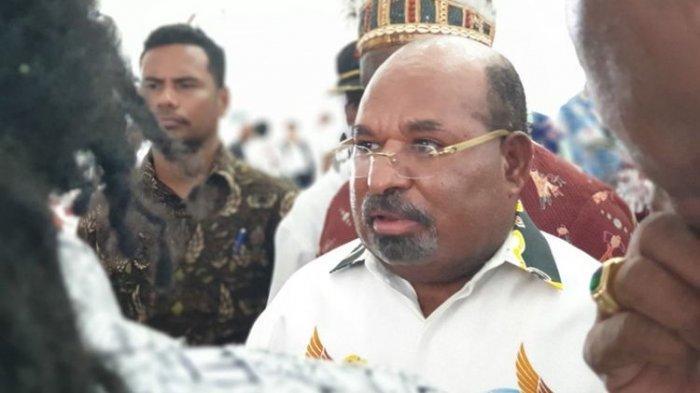 Gubernur Papua Lukas Enembe Segera Temui Kapolri dan Kepala BIN Terkait Mahasiswa Pulang Kampung