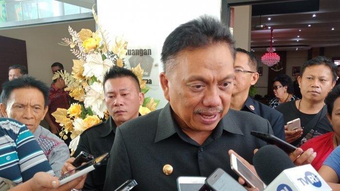 Ketika Gubernur Sulut Dinasihati Megawati: Jangan Tambah Gemuk, Sana Banyak Jalan