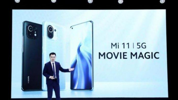 Dibanderol Rp 9,9 Juta, Spesifikasi Xiaomi Mi 11 di Indonesia Usung Snapdragon 888