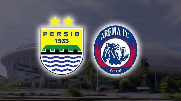 Masih Berlangsung Persib Bandung vs Arema FC, Hasil Babak Pertama Tuan Rumah Unggul 3-0