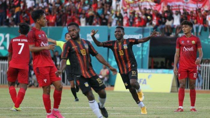 Saksikan Laga Final, Menpora Yakin Talenta Tim Sepakbola PON Bisa Masuk Timnas Indonesia