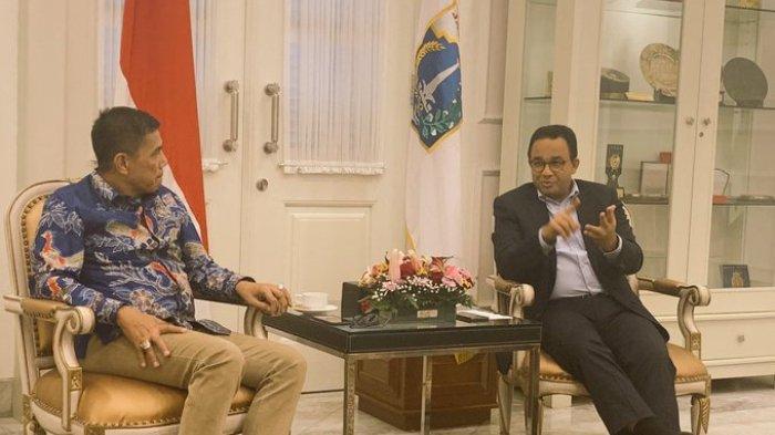 Hinca Pandjaitan Temui Anies Baswedan, Demokrat: Dapat Perintah dari Pak SBY