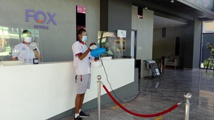 Ini Strategi Hotel FOX Jayapura Ditengah Pandemi Covid-19 Tarik Pengunjung
