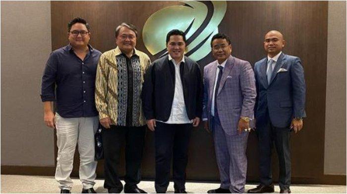 Hotman Paris Ungkap Menteri Jokowi yang Jadi Mantan Kliennya: Tahun 1993 Hotman Pengacara Pak Erick