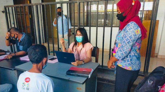 Polisi Serahkan Tersangka Pencabulan ke Jaksa