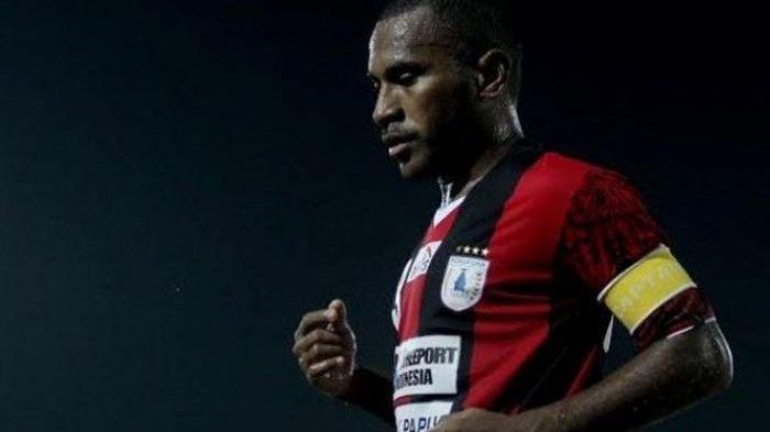 Kabar Buruk Jelang Kontra Persela, Persipura Jayapura Terancam Tanpa 5 Pemain termasuk Ian Kabes