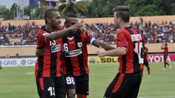 Persib Bandung Wajib Waspada, Ian Louis Kabes Ingin Persipura Jayapura Perpanjang Catatan Positif