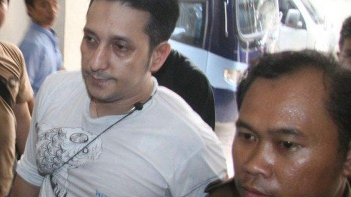 Adik Ayu Azhari, Ibra Azhari Kembali Ditangkap karena Kasus Narkoba