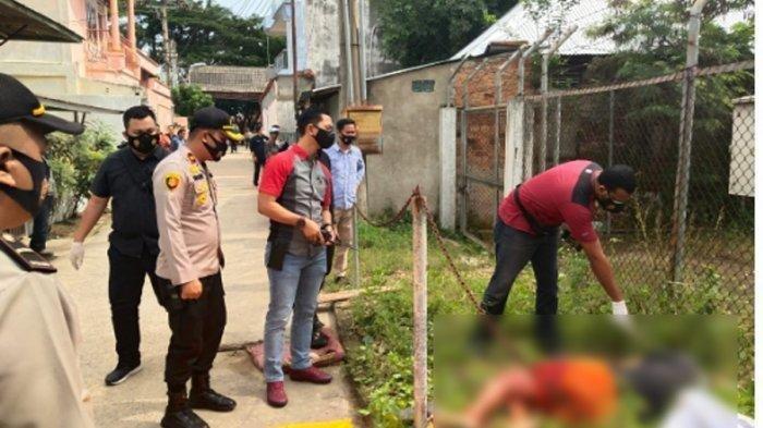 5 Fakta Pria di Palembang Dibunuh Tukang Bangunan di Depan Rumah, Diduga karena Masalah Upah