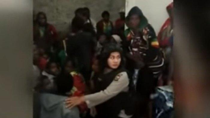 Penembakan KKB di Tembagapura Papua, Anak-anak Menangis saat Berlindung