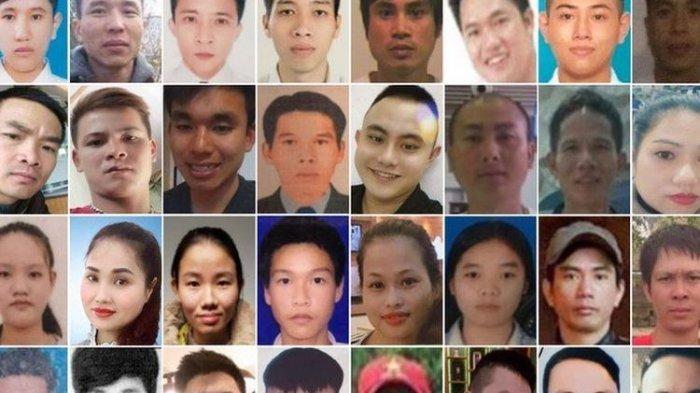 Dapat Pesan dari Bos, Sopir Kontainer Ini Kaget Ternyata Angkut 39 Warga Vietnam yang Telah Tewas
