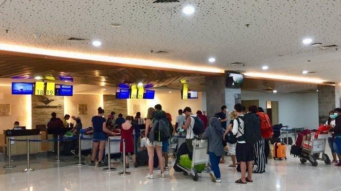 Viral Video WNA di Bandara Bali Tersungkur Buat Pengunjung Panik, Ini Kata Otoritas Bandara