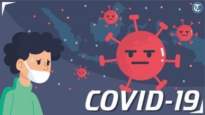 Waspda,Kasus Terkonfirmasi Positif Terpapar Covid-19 di Kota Jayapura Capai 12.602 Orang