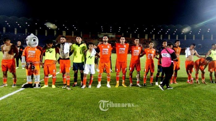 Hasil Laga Borneo FC vs Persipura Jayapura Liga 1, Kado Manis untuk Pesut Etam di HUT ke-6