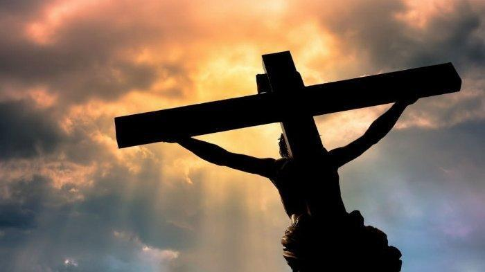 Ilustrasi hari Paskah atau Wafat Isa Al Masih