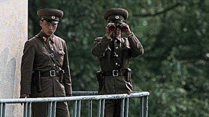 Ranjau yang Dipasang untuk Pembelot yang Kabur Meledak, Puluhan Tentara Korea Utara Terluka
