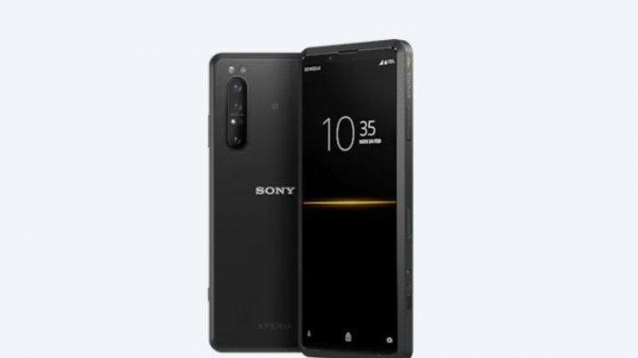 Dibanderol Rp 35 Juta, Sony Xperia Pro Bisa Jadi Layar Eksternal Kamera Mirrorless Sony Alpha