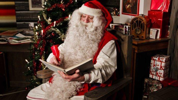 ILUSTRASI Sinterklas