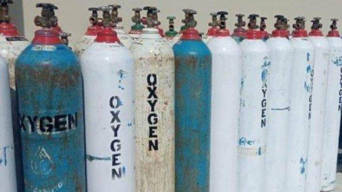 Sebuah Tabung Oksigen Meledak saat Pengisian, Seorang Pekerja Alami Luka di Wajah hingga Tangan