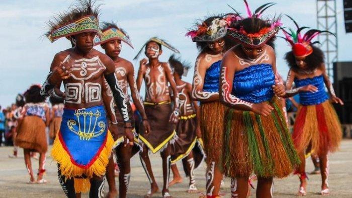 PB PON Akan Perkenalkan Tiap Suku di Papua Melalui Tarian Kolosal